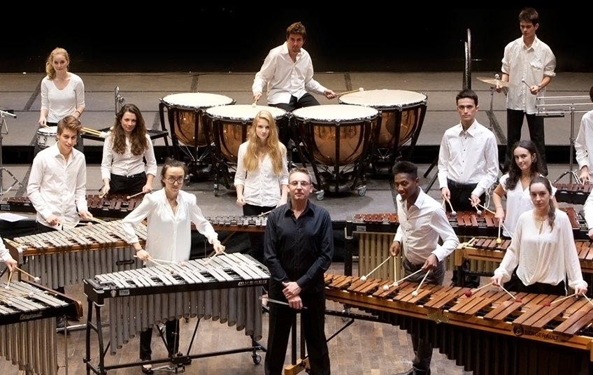 SYMPHO NEW PERCUSSIONS