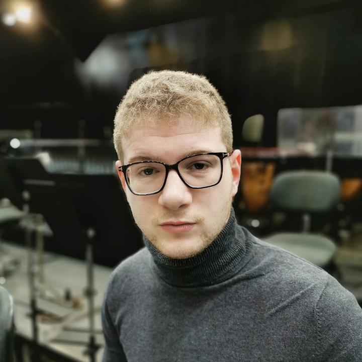 Gianmarco Leuzzi, flûte solo (temporaire)