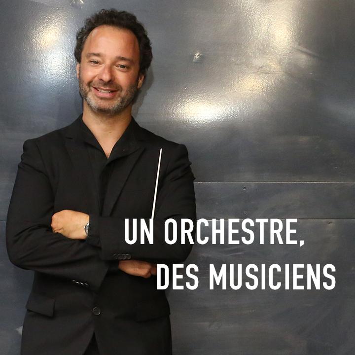 UN ORCHESTRE, DES MUSICIENS – BENJAMIN LEVY