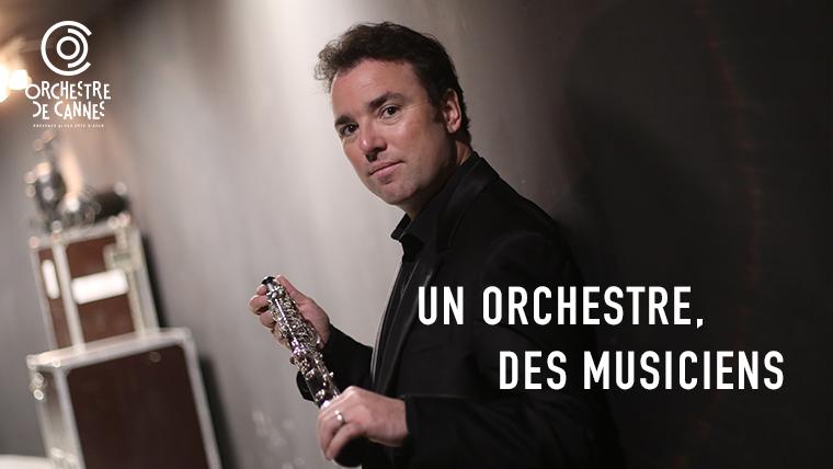 UN ORCHESTRE, DES MUSICIENS – VINCENT TIZON